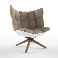 max husk chair b italia