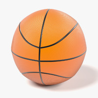 obj ball basket basketball