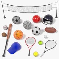 3d sport set