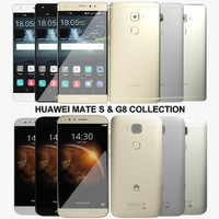 3d realistic huawei mate s