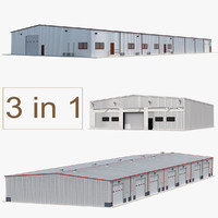 Warehouse Buildings Collection