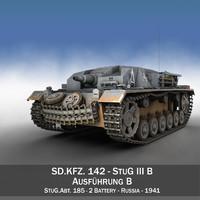 StuG III - Ausf.B