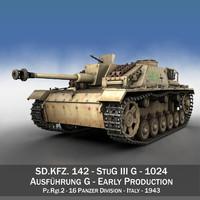 stug - g iii 3d 3ds