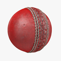 3ds cricket ball