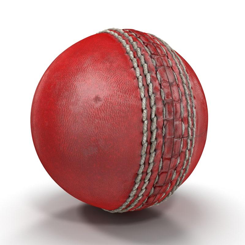 Cricket Ball 3d model 01.jpg