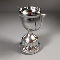 3d model prize cup