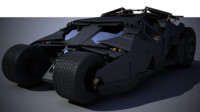 3ds max batman tumbler
