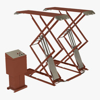 Automotive Scissor Lift Generic