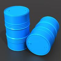 barrel uv 3d x