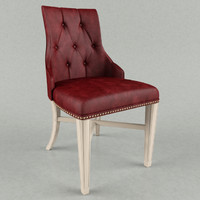 3d model armchair ottostelle belmondo