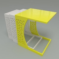 3d model coffee tables