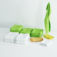 3d towel model