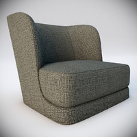 casamilano royale chair 3d model