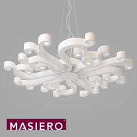 pendant masiero virgo 3d model