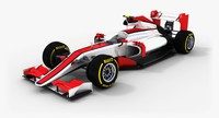 Haas F1 2015 Concept