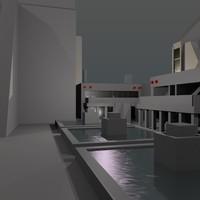 art complex geo 3d model