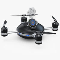 max lily drone automatic flying
