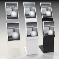 Acrylic Brochure Presenter