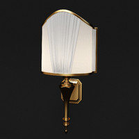 3ds max sconce lamp
