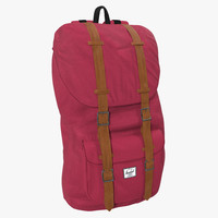 maya backpack 8 vinous