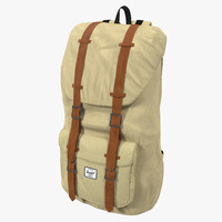 backpack 8 beige max