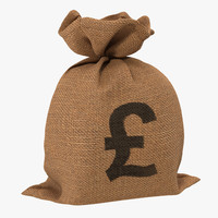 money bag 2 pound max
