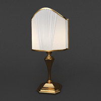 table lamp 3d model