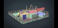 maya playground set