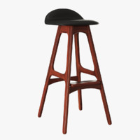 Erik Buck Bar Stool