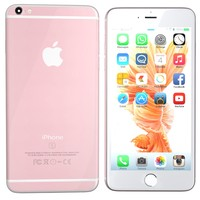 modelled iphone 6s rosegold 3ds