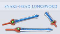longsword sword obj