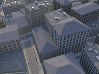 City low poly