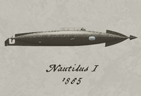 nautilus 1865 submarine 3ds