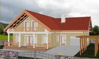 3d 3ds vineyard house