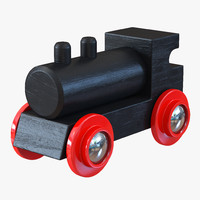 wooden toy train 3 3ds