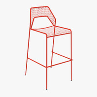 Blu Dot Hot Mesh Barstool