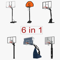 3d basketball hoops 2