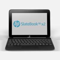 3d laptop hp slatebook x2