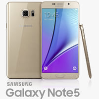 max samsung galaxy note5 gold