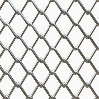 wire netting 3d model