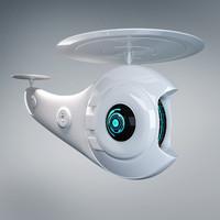 3dsmax drone