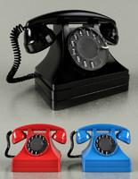 maya rotary telephone