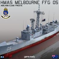 maya hmas melbourne ffg 05