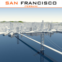 San Francisco City (Terrain) complete