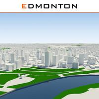edmonton cityscape max