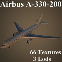 airbus a-330-200 air max