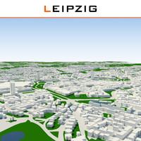 ma leipzig cityscape