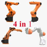 Kuka Robots Rigged Collection 2
