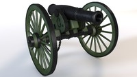 cannon napoleon 3d 3ds
