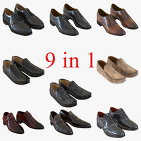 Man Shoes Collection 4